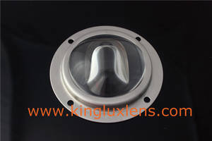 Wholesale led tunnel light: LED Glass Lens , LED Optical Lens for LED Tunnel Light , LED Street Light