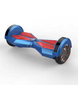 Wholesale snowboard materials: Music Electric Scooter 8 Inch 2-Wheels Smart Balanced Scooter with Bluetooth Speaker