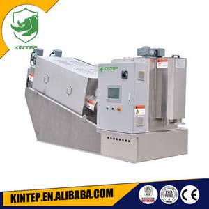 Wholesale sludge dewatering machine: Sludge Dewatering Machine for Municipal Sewage