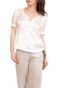 Wholesale Ladies' Blouses: Women's Satin Blouse