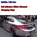 Sell Auto Car Vinyl with Chrome Silver