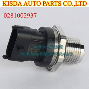 Wholesale injector 0445110376: Fuel Common Rail Pressure Sensor 0281002937 0281002706 0281002903