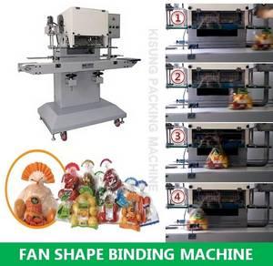 Wholesale mushroom farm equipment: Simple Vegetable Fan Shape Packing Machine