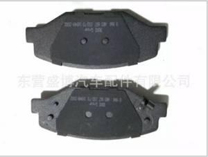 Wholesale brake lining pad: Sainbo Brake Pad for Iran Market