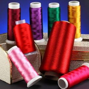 Wholesale Yarn: Rayon Embroidery Thread/Viscose Yarn