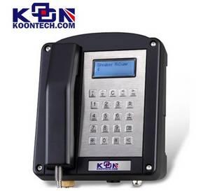 Wholesale 3g sip phone: Explosion Proof Telephone KNEX1 Waterproof Phone