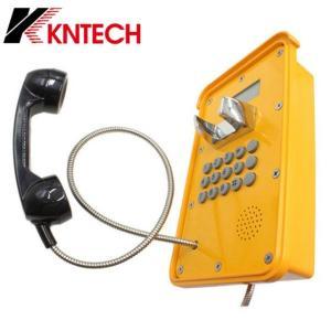 Wholesale voip telephone: VoIP Phone KNSP-16 Waterproof Telephone