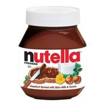 Wholesale chocolate: NUTELLA HAZELNUT CHOCOLATE SPREAD (230g / 350g / 400g / 630g / 750g) and NUTELLA & GO