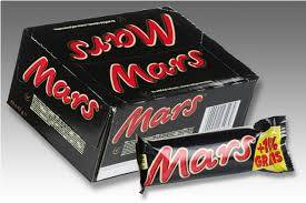 Wholesale chocolate: Ferrero Mars Chocolate Bar 47g Low Price