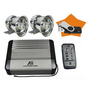 Wholesale police car: A17 Wireless Electronic Siren for Police Car, Ambulance Car and Fire Fighting Vehicles,Etc.
