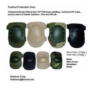 Wholesale pad: Tactical Protective Pads