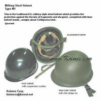 Military Steel Helmet M1