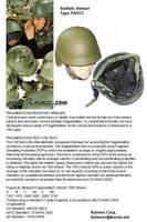 Military & Police Ballistic Helmet