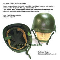 Military Steel Helmet ,PASGT