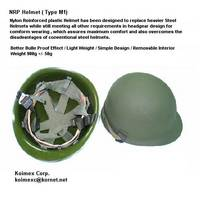 Military NRP Helmet