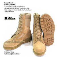 Military Desert Speed Lace Boots