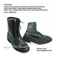 Military PILOT Boots
