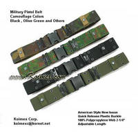 Military Pistol Belt (B)