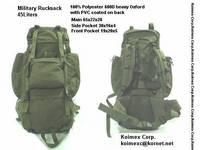 MILITARY Rucksack 45L