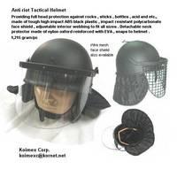 Ant-riot Tactical Helmet