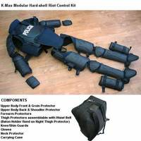 Modular Hard-shell Riot Control Kit