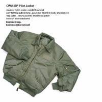 Military Pilot Jacket
