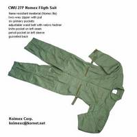 Military Pilot Overall