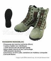 Military Camping Boots