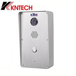 Wholesale ip video phone: Outdoor POE Video Door Phone KNZD-47 Koontech Auto Dial IP Intercom System Video Door Phone