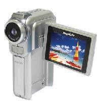 6.6mega Pixels Digital Video Camera with 2.0