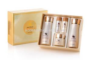 Wholesale Skin Care Set: [Korean Cosmetics] OSHIAREE Snail Mucin Skin Care Set