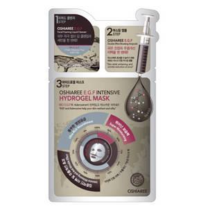 Wholesale egf mask: OSHIAREE E.G.F 3 Step Intensive Hydrogel Mask