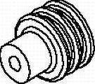 DELPHI Seal 12041351 STOCK