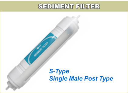 Korea Sediment for Water Purifier (Home/Office)