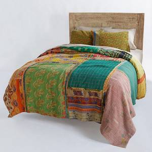 Wholesale wholesale sheet sets: Kantha Quilts,Baby Blankets and Throws