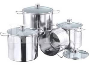 Wholesale Soup & Stock Pots: Encapsulated Heavy Duty Stock Pots