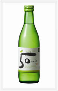 Wholesale rice liquor: Korean Traditional Alcoholic Beverage '50Seju' (Rice Wine)