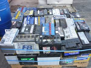 Wholesale drained lead acid battery: DRAINED LEAD-ACID BATTERY SCRAP (RAINS Per ISRI Specifications)