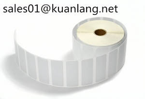 Wholesale adhesive paper: Thermal Paper Label Thermal Printer Label Direct Thermal Label Self-adhesive Label
