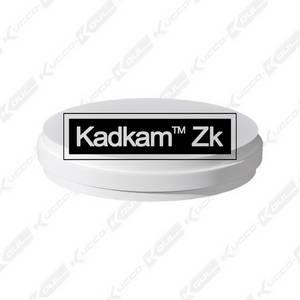 Wholesale dental zirconia block: Kadkam Zkn - Pre-sintered Zirconia Blocks CAD/CAM Zirconia Milling Discs Dental Zirconia Discs