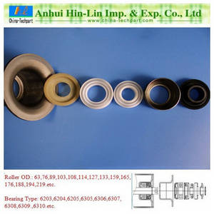 Wholesale Other Roller Bearings: Hot Sale Conveyor Roller Bearing Housing End Caps