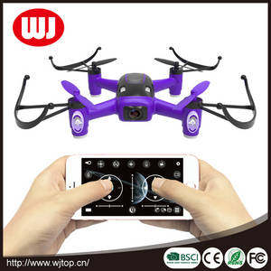 Wholesale wifi: Wifi 720P HD Camera Quadcopter Drone with Altitude Hold