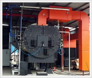 Wholesale mushroom farm equipment: Industrial Pellet Steam Boiler