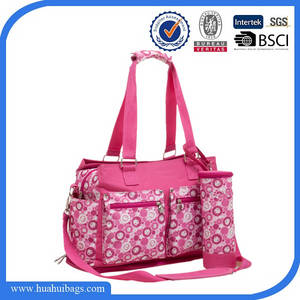 Wholesale Diaper/Nappy Bags: Mummy Outdoor Baby Diaper Bag On Sale