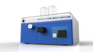 Wholesale control valve: GPC Gel Purification System