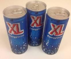 Wholesale drink: Xl Energy Drink