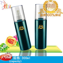 Wholesale china container: China Sales Cosmetic Skin Care Toner  Hair Conditioner Essence Lotion Plastic PET Bottle Container