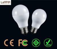 LED Aluminum Bulbs 5W E27,  Lamps CE,FCC Certification Lights