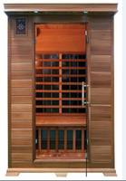 Two Person Far Infrared Sauna Room