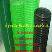 PVC Coated Graden and Window Welded Wire Mesh